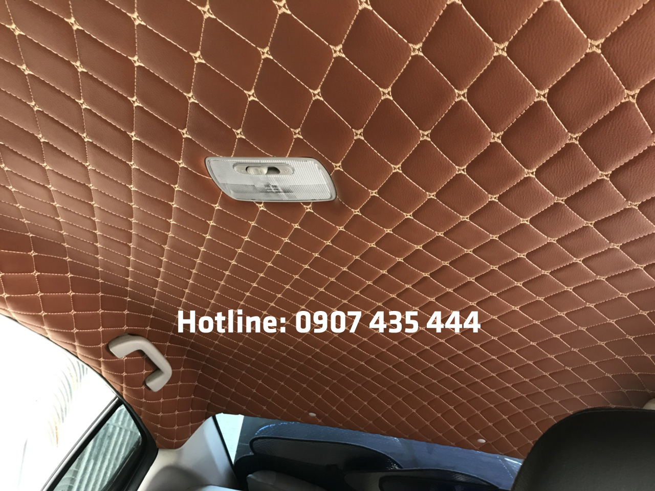 Bọc trần da xe ôtô tại tp.hcm