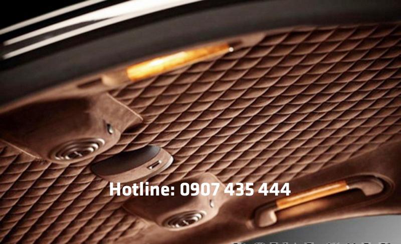 Bọc trần da xe ôtô giá rẻ uy tín tại tp.hcm