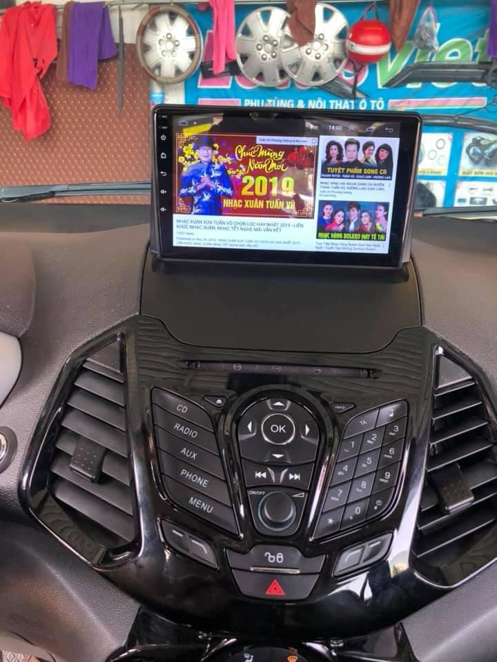 màn hình android  xe fodr ecosport 2016